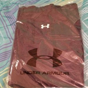 Men's Under Armour hooded sweatshirt